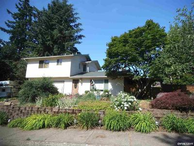 Salem Single Family Home For Sale: 4985 14th Pl