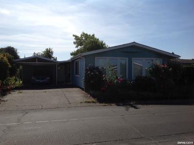 Salem Manufactured Home For Sale: 4730 Auburn #128 Rd #128