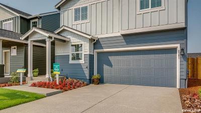 Salem Single Family Home For Sale: 5170 Mercury St