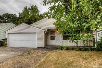 Salem Single Family Home For Sale: 445 Mission St