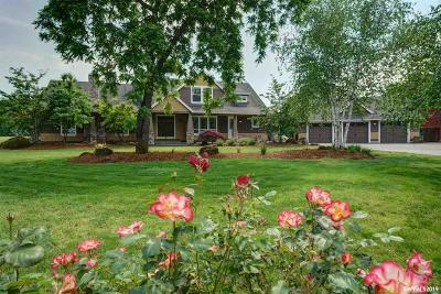 Mt Angel Single Family Home Active Under Contract: 37658 S Highway 213