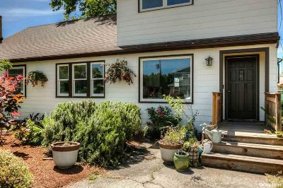 Mt Angel Single Family Home For Sale: 135 S Sheridan St