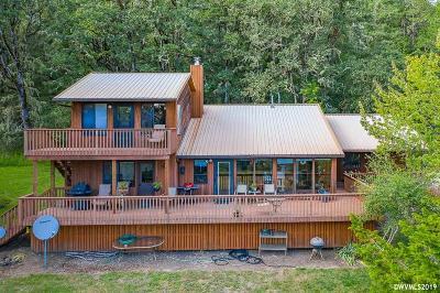 Lebanon Single Family Home For Sale: 32320 Weldon Rd