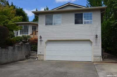 Salem Single Family Home For Sale: 1503 Ammon St