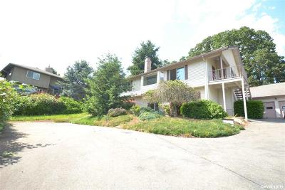 Salem Single Family Home For Sale: 2945 Doaks Ferry Rd