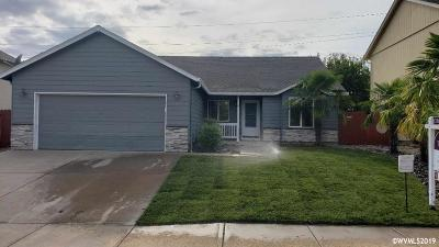 Keizer Single Family Home Active Under Contract: 5357 Burbank St