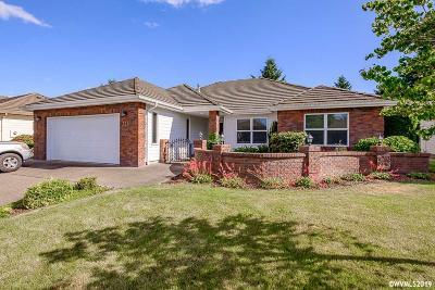 Keizer Single Family Home For Sale: 6667 Hogan Dr