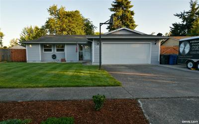 Stayton Single Family Home Active Under Contract: 1524 Westhaven Pl
