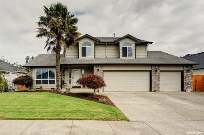 Keizer Single Family Home Active Under Contract: 1097 Glazemeadow St