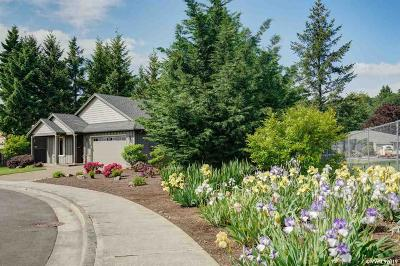 Stayton Single Family Home Active Under Contract: 1110 Orchard Ct