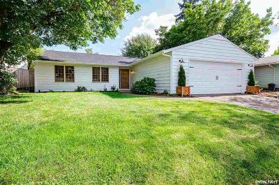 Albany Single Family Home Active Under Contract: 2224 30th Av