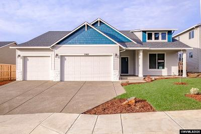 Aumsville Single Family Home For Sale: 7469 Bishop Rd