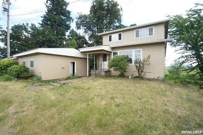 Aumsville Single Family Home For Sale: 10876 Mill Creek Rd