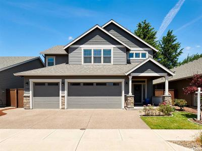 Keizer Single Family Home Active Under Contract: 1333 Lydia Av