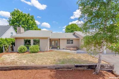 Sublimity Single Family Home For Sale: 210 NW Downy Dr