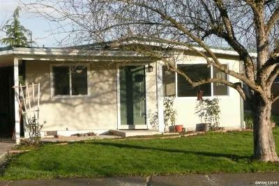 Lebanon Single Family Home For Sale: 3379 Dorothy Dr