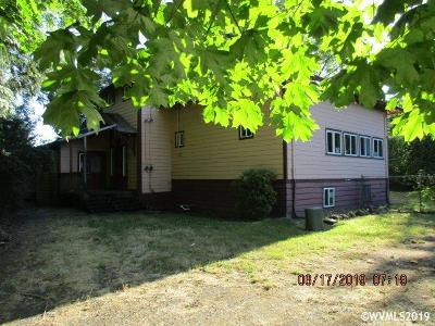 Woodburn Single Family Home For Auction: 14768 Union School Rd