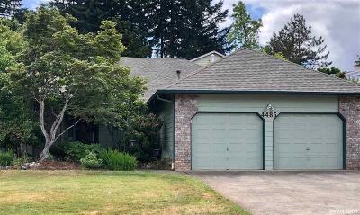Salem Single Family Home For Sale: 4485 18th Pl
