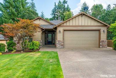 Salem Single Family Home For Sale: 232 Muirfield Av