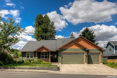 Sublimity Single Family Home For Sale: 1023 NE Pine View Dr