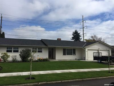 Keizer Single Family Home Active Under Contract: 1609 Mistwood Dr