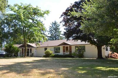 Sweet Home Single Family Home Active Under Contract: 40400 Highway 228