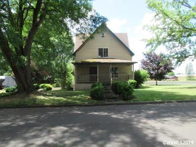 Mt Angel Single Family Home For Auction: 780 Elm St
