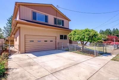 Sweet Home Single Family Home For Sale: 1875 Grape St