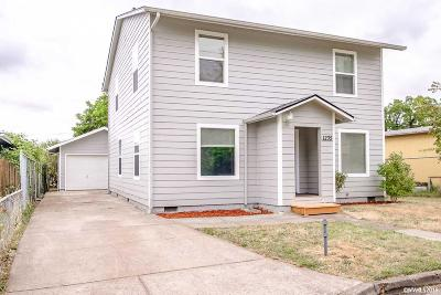 Albany Single Family Home For Sale: 1235 Hood St