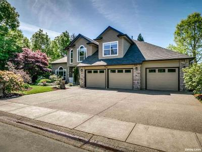 Keizer Single Family Home For Sale: 838 Crystal Springs Ln