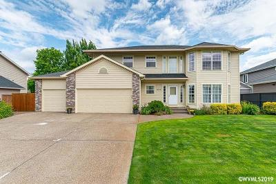 Keizer Single Family Home Active Under Contract: 6838 Westridge Ct