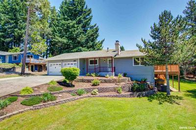 Stayton Single Family Home For Sale: 1290 Highland Dr