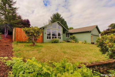 Stayton Single Family Home Active Under Contract: 1426 Dawn Dr