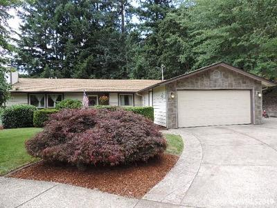 Stayton Single Family Home For Sale: 1135 Highland Dr
