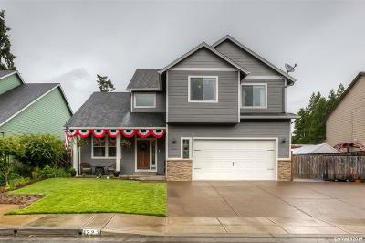 Keizer Single Family Home Active Under Contract: 1223 Kirby Av