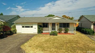 Woodburn Single Family Home For Sale: 1528 Quinn Rd