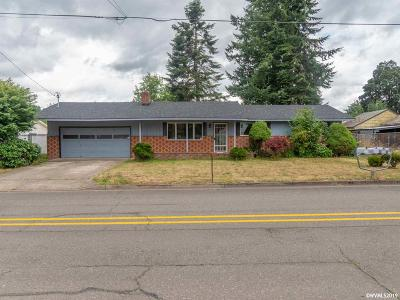 Sweet Home Single Family Home Active Under Contract: 700 10th Av