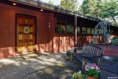 Salem Single Family Home For Sale: 1245 Hansen Av