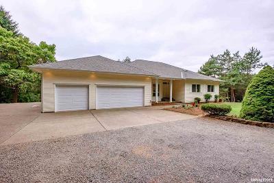 Salem Single Family Home For Sale: 7606 Alexander Ln