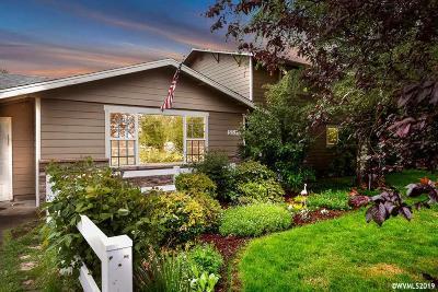 Salem Single Family Home For Sale: 5535 Culver Dr