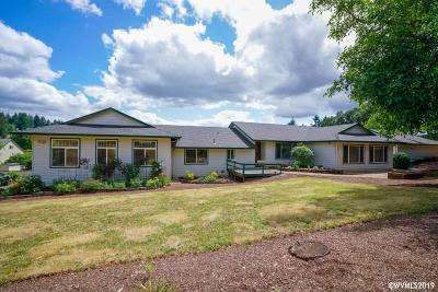 Salem Single Family Home For Sale: 6454 Ruggles Av