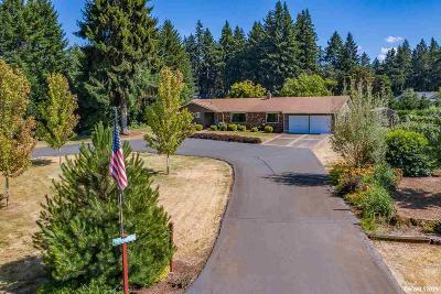 Salem Single Family Home For Sale: 8792 Wildlife Ln