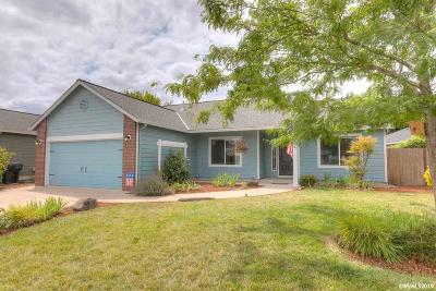 Jefferson Single Family Home Active Under Contract: 134 N 8th St