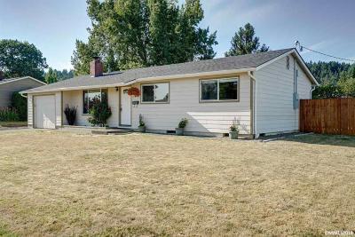 Corvallis Single Family Home Active Under Contract: 1259 NW Oak Av