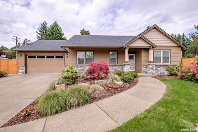 Stayton Single Family Home For Sale: 1028 Brody Ct