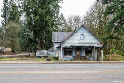 Sweet Home Single Family Home For Sale: 5281 Highway 20