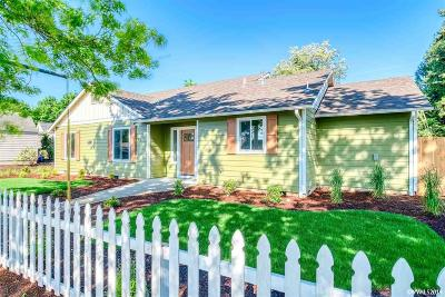 Salem Single Family Home For Sale: 4321 Liberty Rd