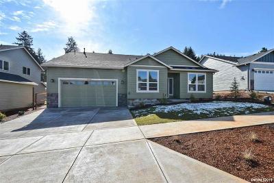 Salem Single Family Home For Sale: 2065 Davis (Lot #21) Rd