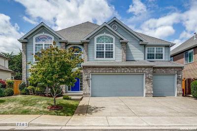 Keizer Single Family Home For Sale: 7565 Broken Top Av