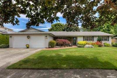 Salem Single Family Home For Sale: 4798 Lisa St